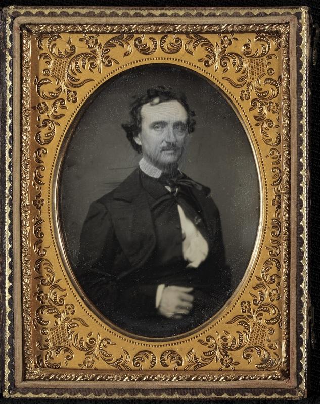 Daguerreotype copy of 1849 daguerreotype