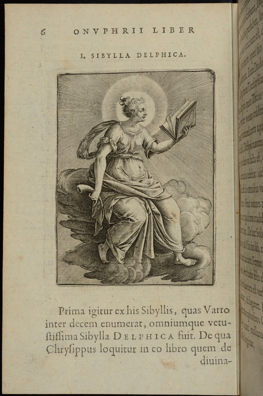 <span>Σιβυλλιακα Χρησμοι, hoc est Sybillina oracula cum interpretatione latina Sebastiani Castalionis</span>