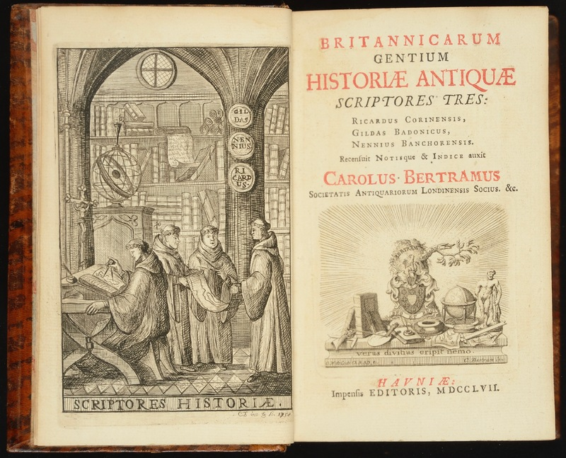 Britannicarum gentium historiae antiquae scriptores tres