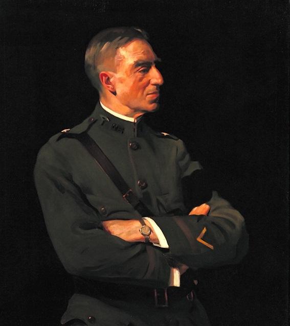 Portrait of Brigadier General William Sydney Thayer
