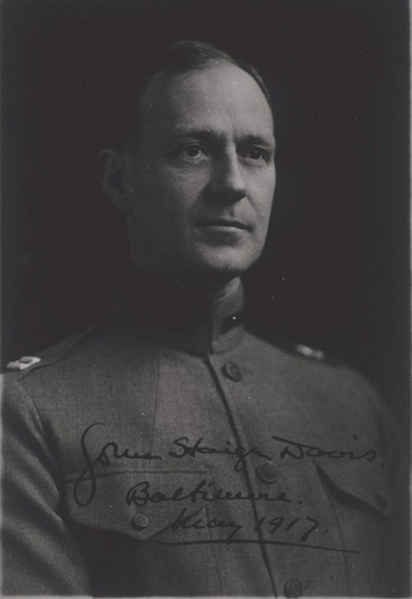Portrait of John Staige Davis