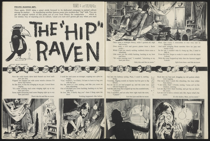 """The 'Hip' Raven"""