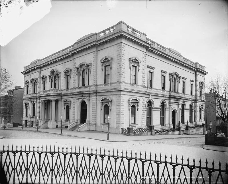 Peabody Institute, c. 1902