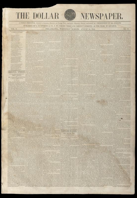 The Dollar Newspaper