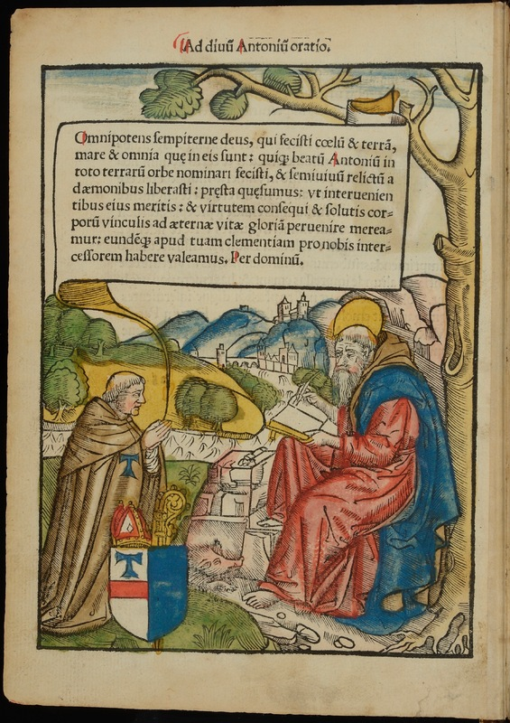 Epistolae sanctissimorum sequenti codice contentae