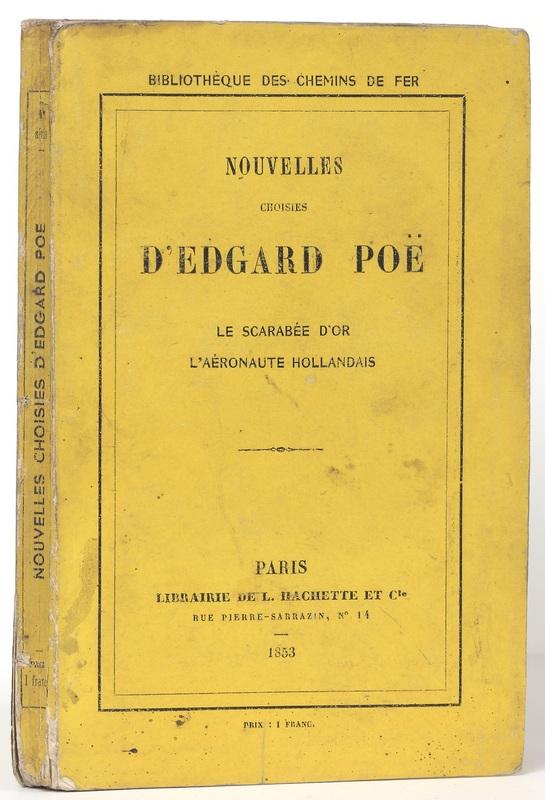 Nouvelles Choisies d'Edgard Poe