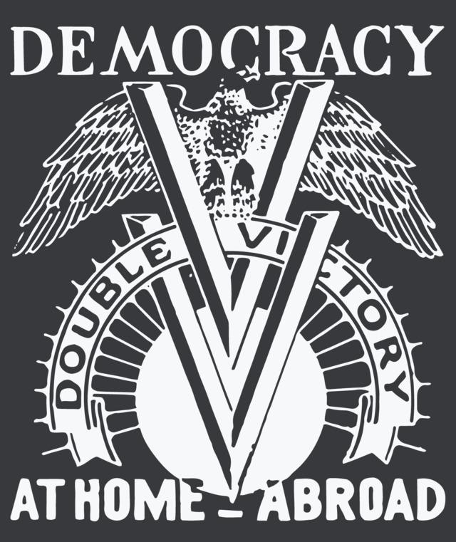 Double V Emblem