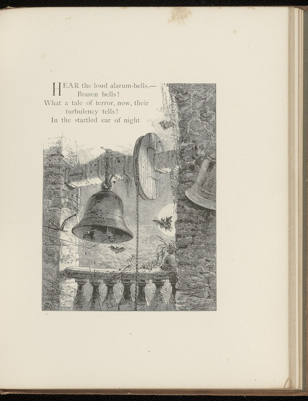 Page of The Bells