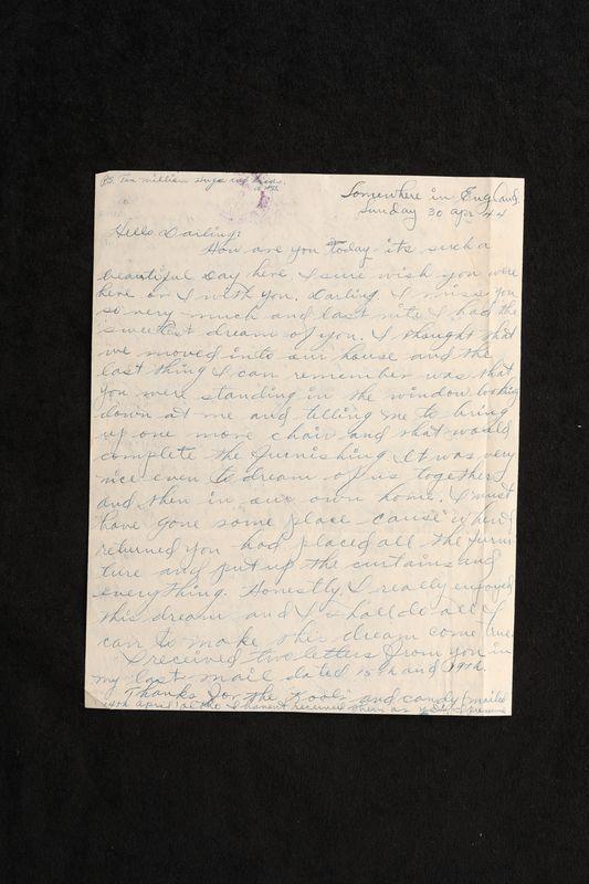 Brooks Letters
