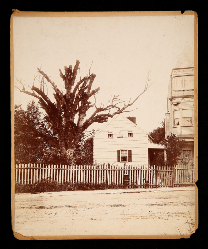 Photograph of Poe's Fordham Cottage