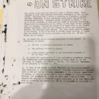 Strike Brochure