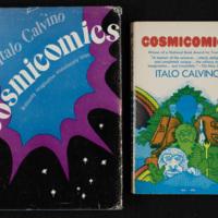 Covers of Cosmicomics