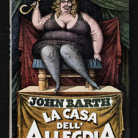 Cover of La Casa dell' Allegria: Storie da stampare, incidere su nastro, recitare