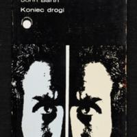Cover of Koniec drogi