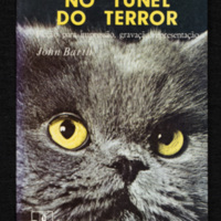 Cover of Perdido No Tunel Do Terror: Ficcao para impressao, gravacao, representacao