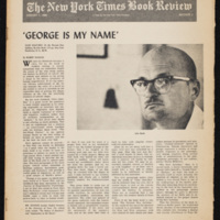 "Cover page of  ""George Is My Name"""