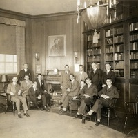 Tudor and Stuart Club in Gilman Hall