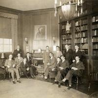Tudor and Stuart Club in Gilman Hall
