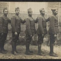 Post Card WWI