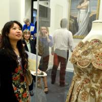 Photographs of Rosa Ponselle exhibit