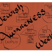 Jewish Awareness Week
