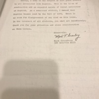 Mark Greenberg Letter
