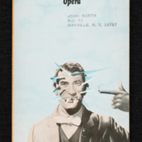 Cover of The Floating Opera