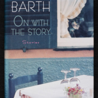 Cover of On with the Story: Stories