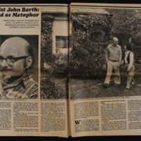 """Novelist John Barth: Maryland as Metaphor"""