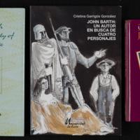 Three books about John Barth's writing