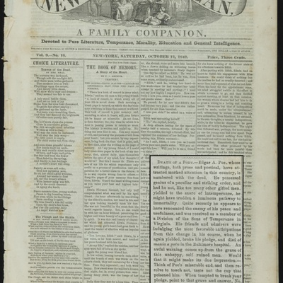 85 New York Organ Oct 13 1849 with obituary inset.jpg