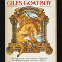 Cover of Giles Goat-Boy