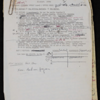 Syllabus for Writing Seminars 22.623/4 with Barth's notes