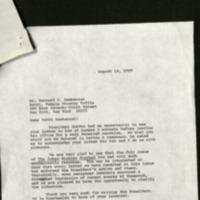 Rabbi Alumnus letter to President on Article