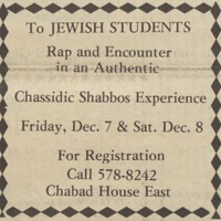 "<a href=""http://exhibits.library.jhu.edu/exhibits/show/jews-at-hopkins/glossary"" target=""_blank"">Chabad</a> ad"