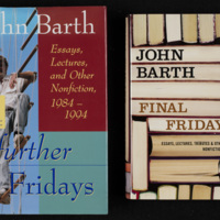 Cover of Further Fridays, and cover of Final Fridays