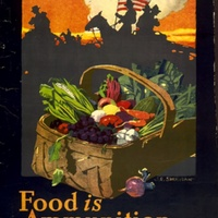 Food is Ammunition - Don't Waste It