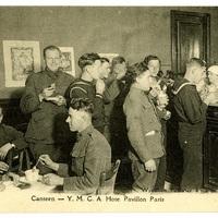 Canteen - Y.M.C.A. Hotel Pavillon Paris
