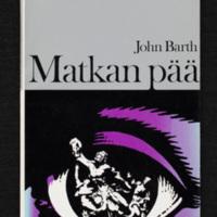 Cover of Matkan pää