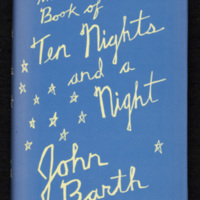 Cover of The Book of Ten Nights and a Night