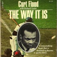 Curt Flood Autobiography