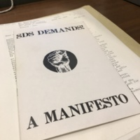 SDS Manifesto