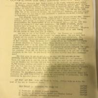 JHU Strike Committee Leaflet