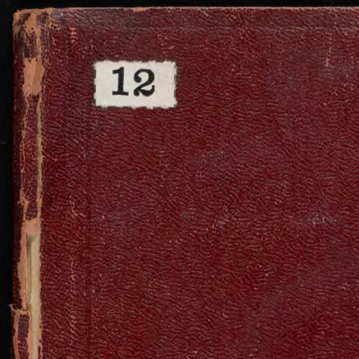 William Welch, Diary 12, military camp inspection trips, September, 1918