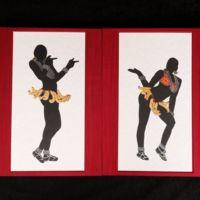 Josephine Baker Pop-up Cover
