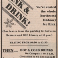Rink and Drink