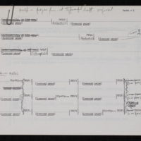"Manuscript of ""a stereophonic narrative for authorial voice"""