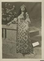 Photograph as Elvira in Verdi's Ernani in 1921