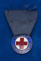 Katherine Olmsted's American Red Cross Service Medal