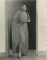 Photograph of Carmela Ponselle in Carmen